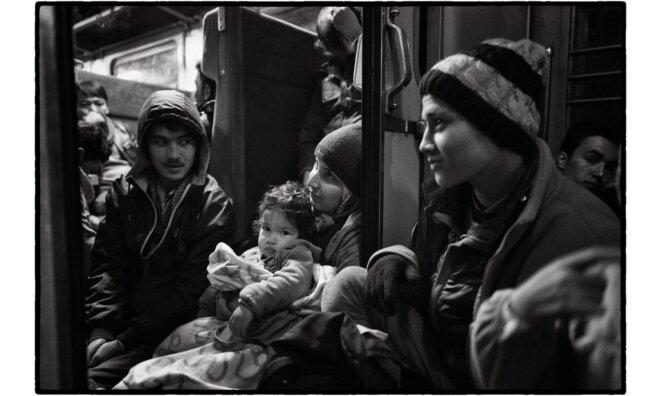 Displaced : femmes en exil