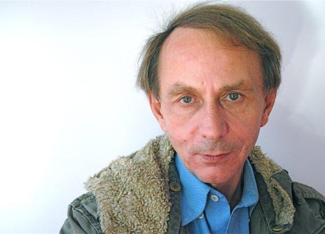 Portrait de Michel Houellebecq. © Stefan Bianka. © Stefan Bianka