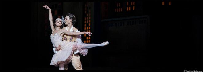 A l'Opéra Bastille, les ballets de l'Opéra de Paris reprennent le Cendrillon chorégraphié par Rudolf Noureev © Yonathan Kellerman