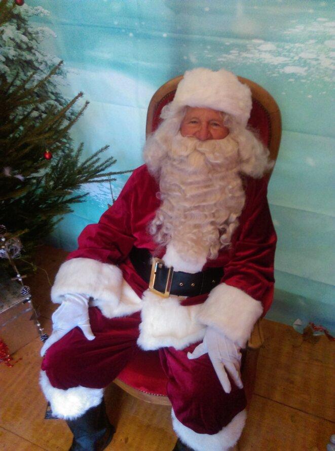 Père Noël à Cavaillon