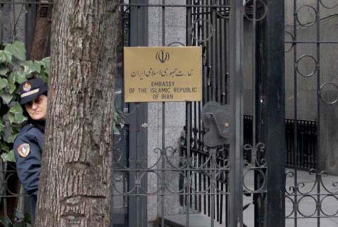 """Reuters - L'Albanie a expulsé l'ambassadeur d'Iran et un autre diplomate iranien qu'elle accuse d'avoir """"porté préjudice à la sécurité nationale"""", a déclaré mercredi le ministère des Affaires étrangères."""
