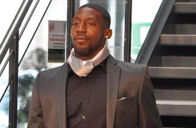 Anatole Ngamukol, 30 ans, avait commencé sa carrière en 2007 au Stade de Reims.