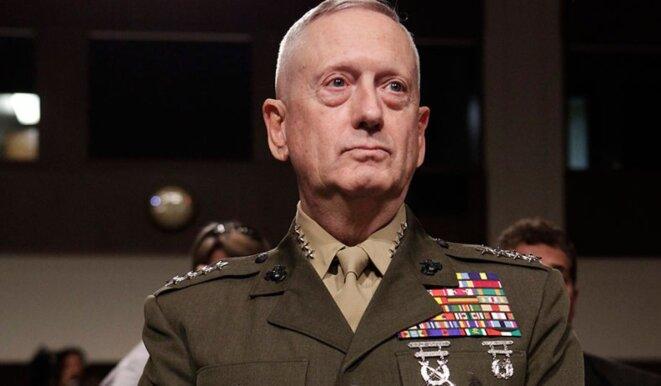 Le général James Mattis. © Reuters