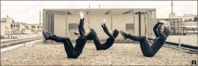 Danse Toits © Hashka