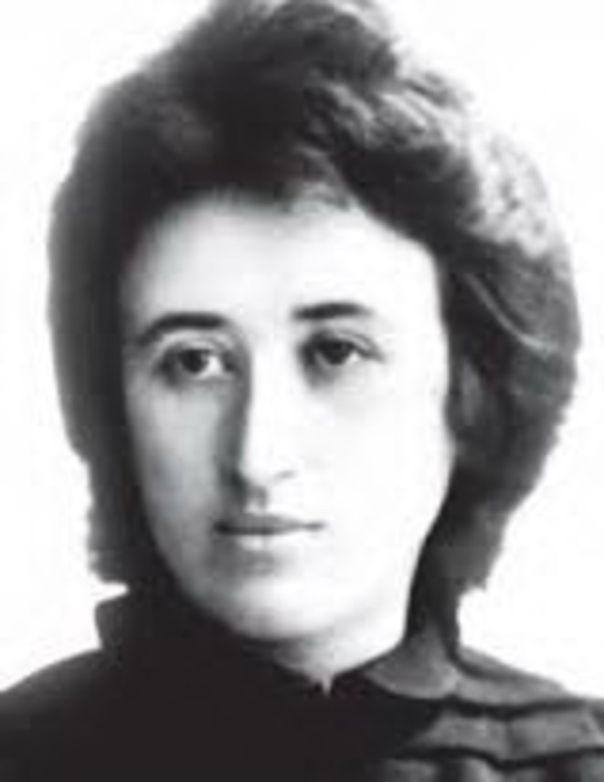 Rosa Luxemburg - 1871/1919