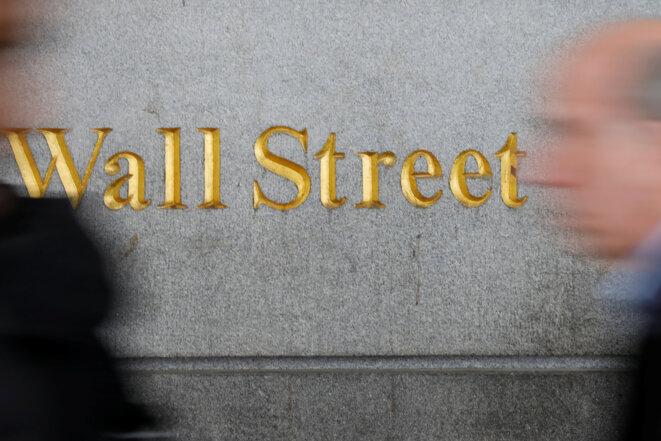 Wall Street © Reuters