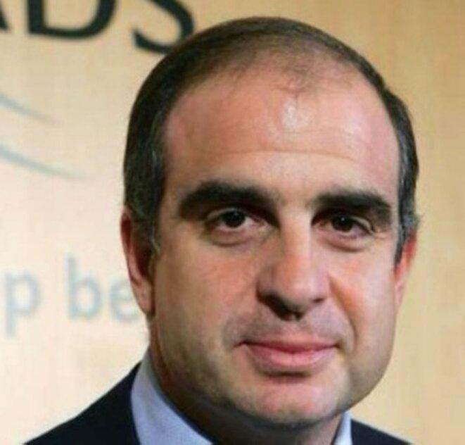 Jean-Paul Gut, directeur d'EADS International et de la stratégie jusqu'en juin 2007. © D.R.