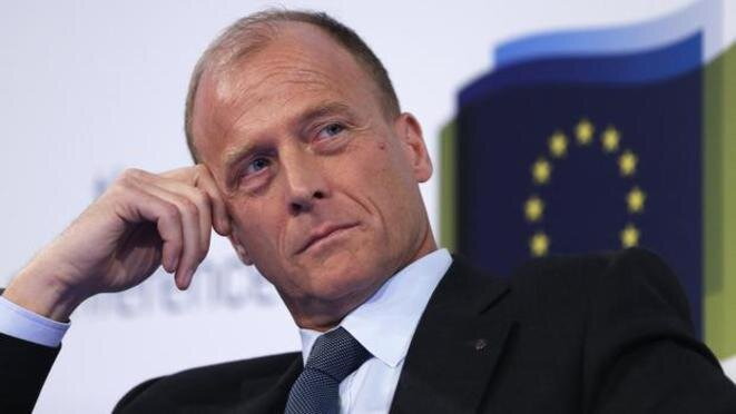 Thomas Enders dirigeait la division défense d'Airbus entre 2000 et 2005. Il est le PDG du groupe depuis 2012. © Reuters