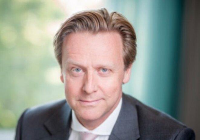 John Harrison, secrétaire général et directeur juridique d'Airbus. © Airbus
