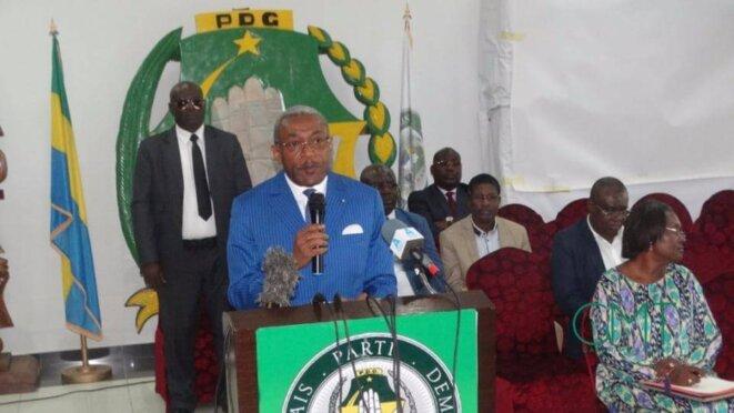 Eric-Dodo-Bouguendza- Secrétaire général, PDG