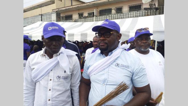 """Le parti politique les """"Sociaux-démocrates gabonais (SDG"""")"""