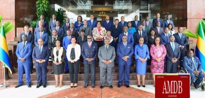 Fin du Gouvernement du 1er ministre Emmanuel Issozé Ngondet III
