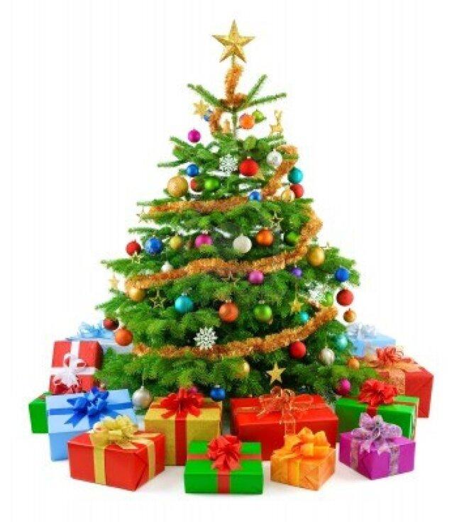 Sapin de Noël (image pour illustrer) © X