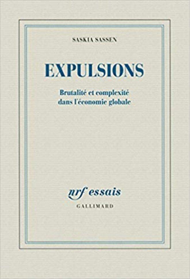 Couverture du livre de Saskia Sassen.
