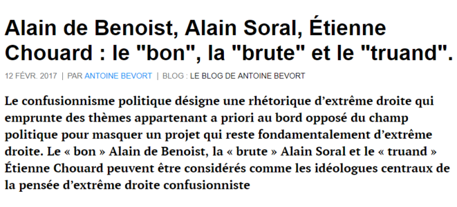 Image result for étienne chouard soral