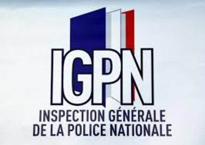 Inspection générale de la police nationale © Libération