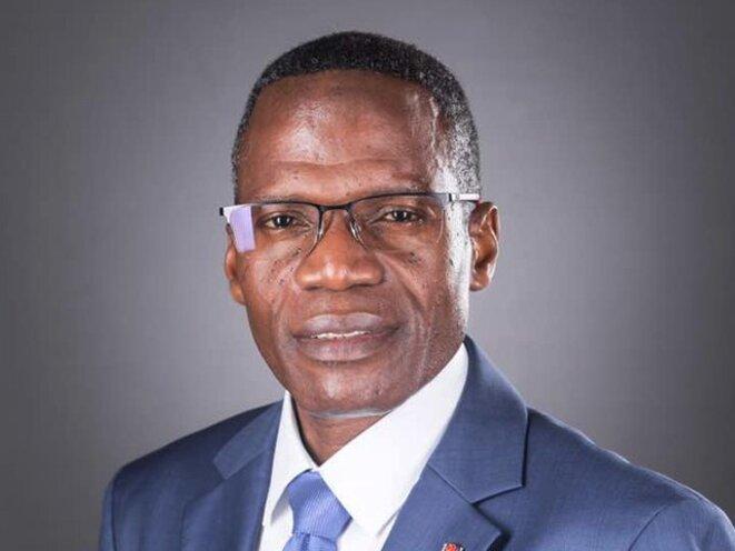 Lambert Noël Matha © Ministère de l'intérieur - Gabon