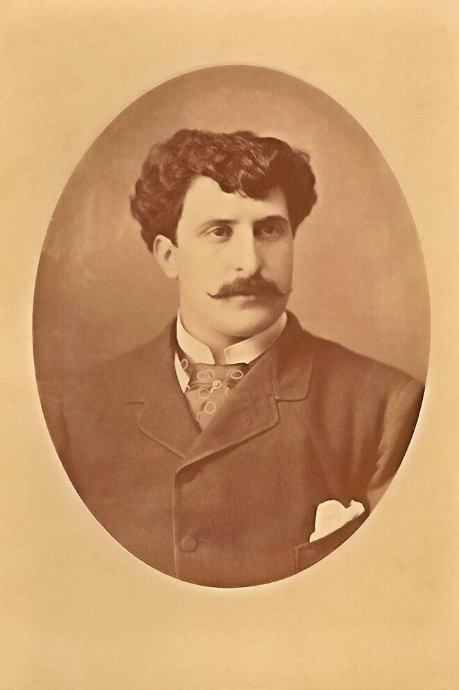 Mattia Battistini (1856-1928) à Buenos Aires en 1880