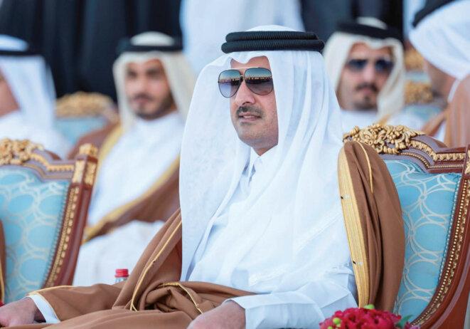 Tamim bin Hamad al-Thani, Emir du Qatar