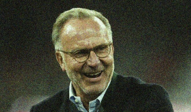 Karl-Heinz Rummenigge, président du Bayern Munich. © Reuters