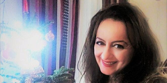 """Brigitte Vitale, présidente de l""""association """"Aide Entreprise"""". © photo privée"""