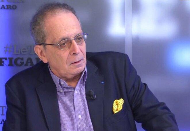 "Jean-Richard Sulzer invité du ""Talk"" du Figaro en mai 2017."