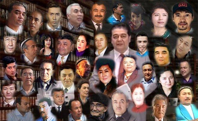 Les intellectuels ouïghours détenus dans les camps de concentration chinois