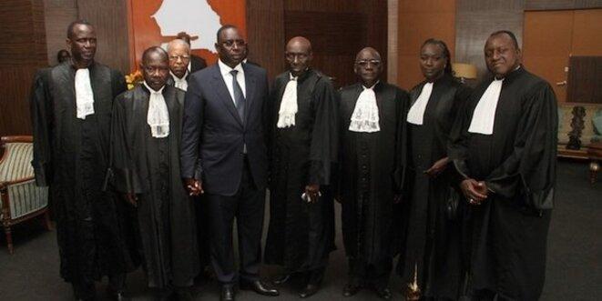 Conseil constitutionnel sénégalais