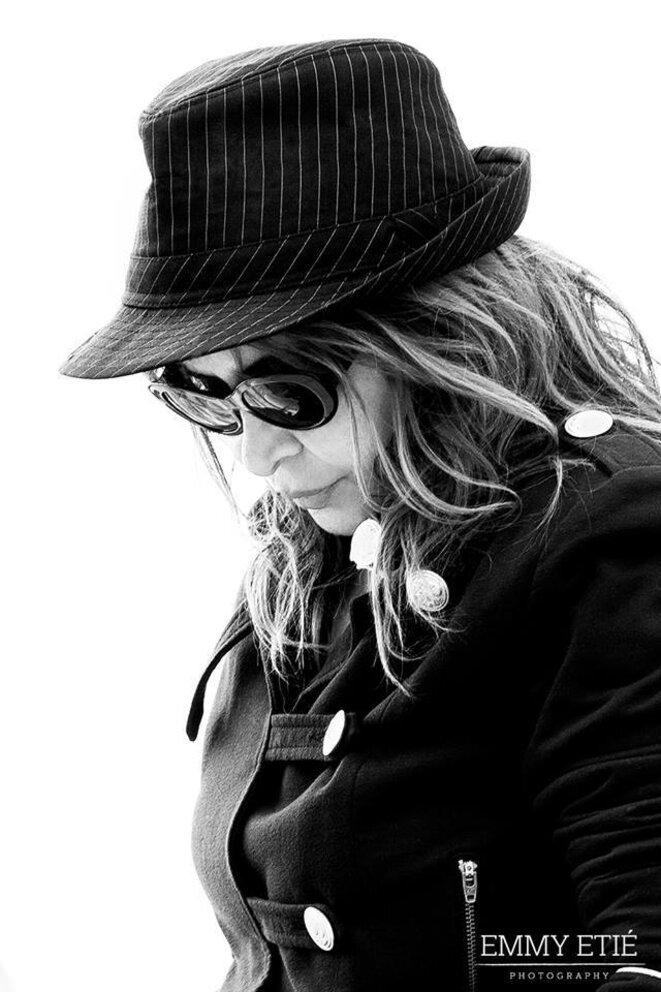 Fabienne Shine ©Avec l'aimable autorisation d'Emmy Etié