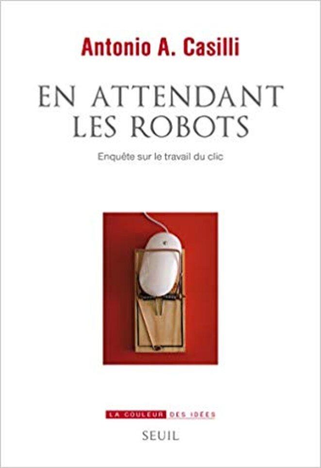 La couverture d'« En attendant les robots ».
