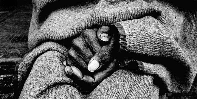 Deux mains qui racontent toute une histoire... © (c) Frantisek Zvardon / EJ 2019