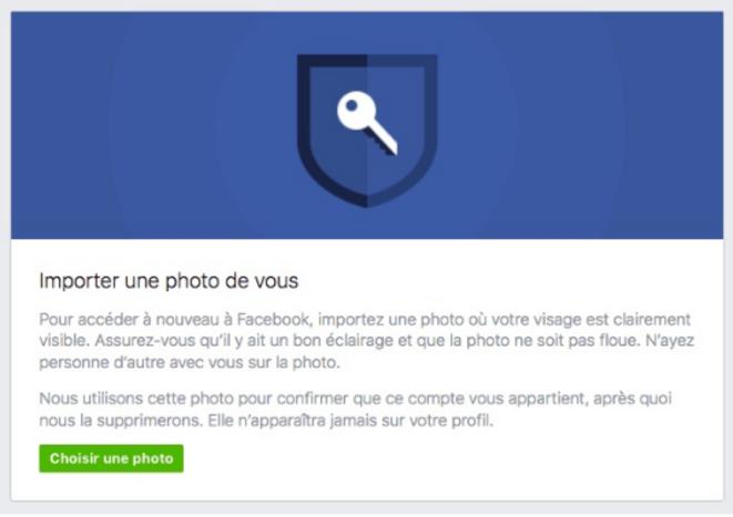 Capture d'écran de la page Facebook de l'auteur du jeu © Moe Lesné