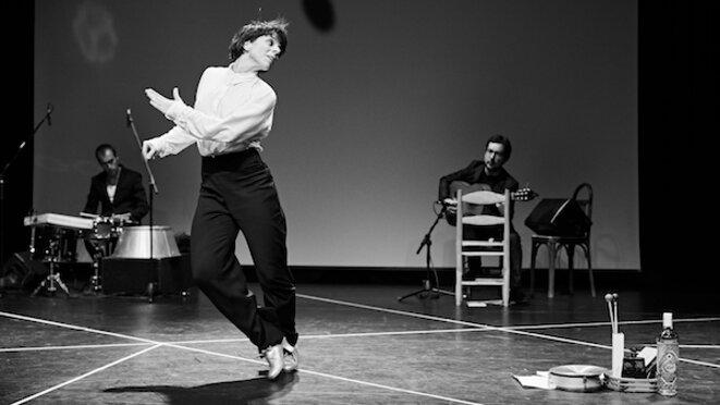 Leonor Leal et Alfredo Lagos © Tristan Perez-Martin