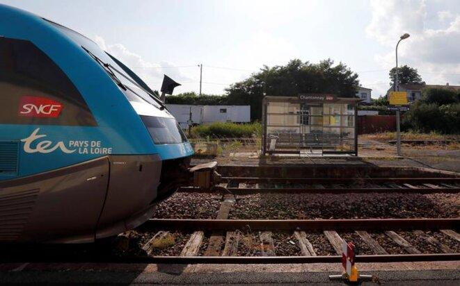 Les suicides se sont multipliés ces dernières années à la SNCF. © Reuters