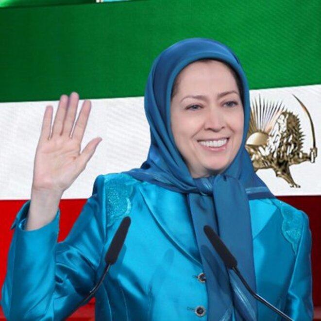 Le peuple iranien s'est levé pour un changement de régime. Ce développement apportera la liberté à l'Iran et la sécurité pour le monde.