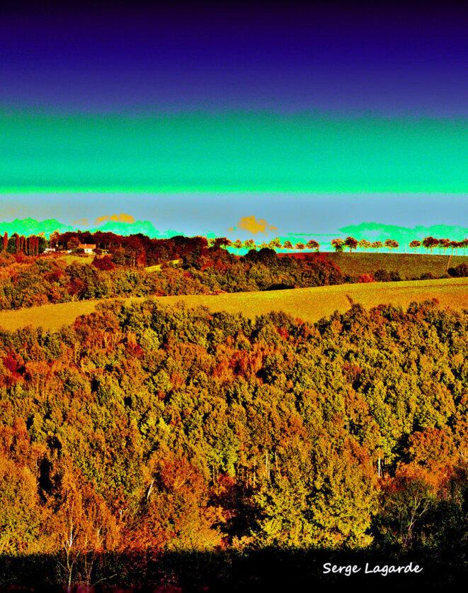automne © Serge Lagarde (c)
