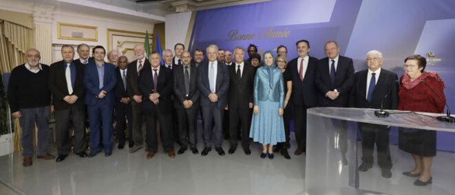 Le 13 janvier, lors d'une cérémonie de vœux en ce début d'année 2019 dans les bureaux du Conseil national de la Résistance iranienne à Auvers-sur-Oise, Maryam Radjavi a accueilli des maires, des élus locaux, des personnalités, des Val d'Oisiens et des Franciliens....