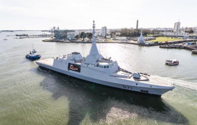 Naval Group (anciennement DCNS) est détenu majoritairement par l'État français. © Naval Group