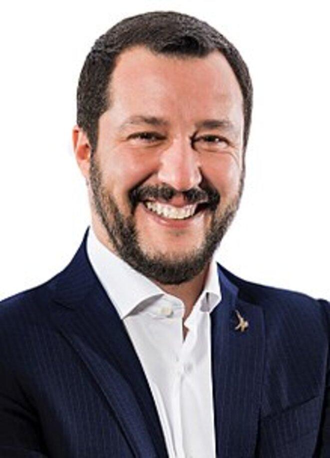 © Matteo Salvini en 2017