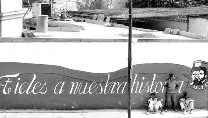 Cuba 16 janvier 2019 © Anonyme