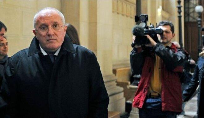 L'avocat Antoine Sollacaro, en 2011 © Reuters