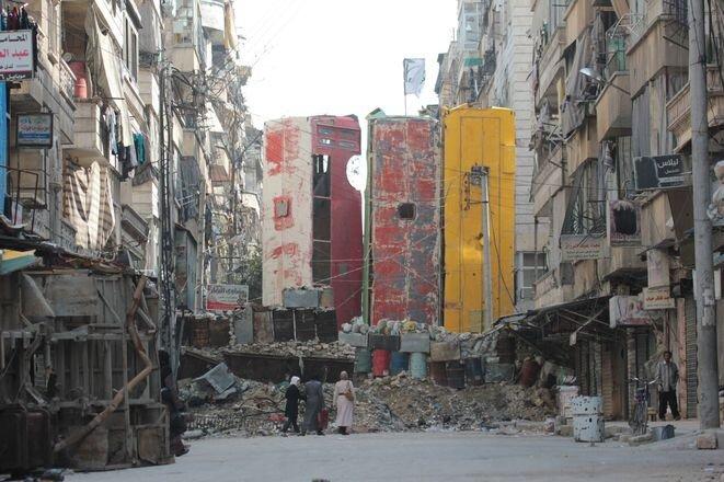 Rue d'Alep, 2015 © Zakaria ABDELKAFI