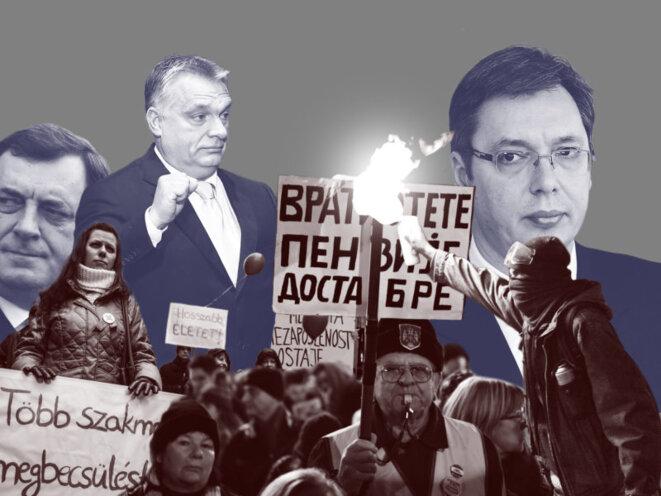 Réalisation graphique : Ludovic Lepeltier-Kutasi / Courrier d'Europe centrale