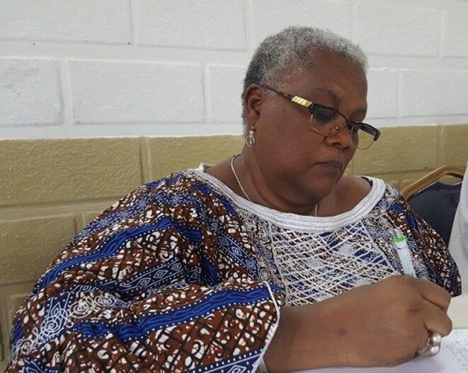 Mme Maryse Quashie