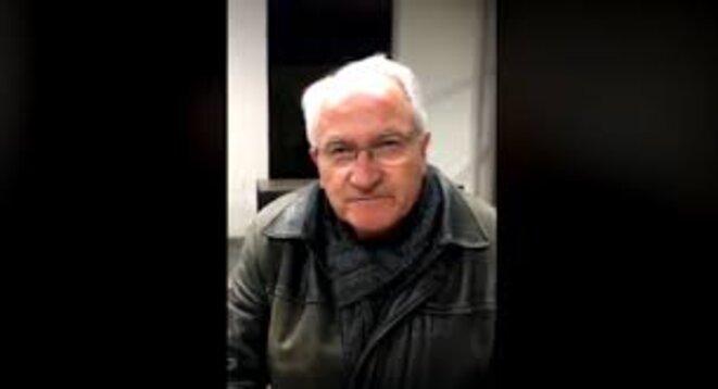 René Revol, maire de Grabels (Hérault)