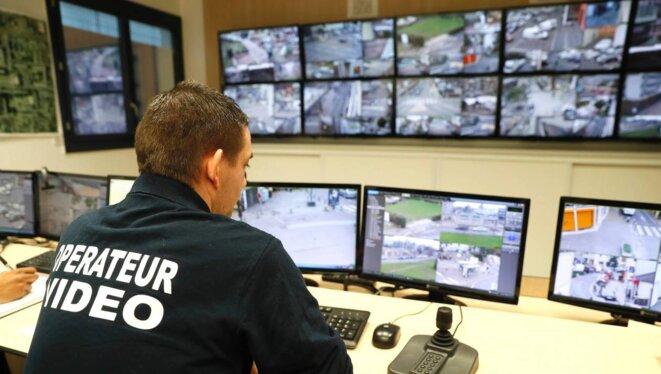 """Caméras """"intelligentes"""" utilisées à Marseille : ces caméras utilisent des procédés d'IA"""