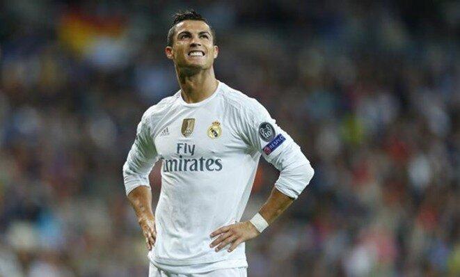 Cristiano Ronaldo con la camiseta del Real Madrid, actualmente en la Juventus de Turín. © Reuters