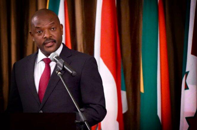 © Présidence Burundi