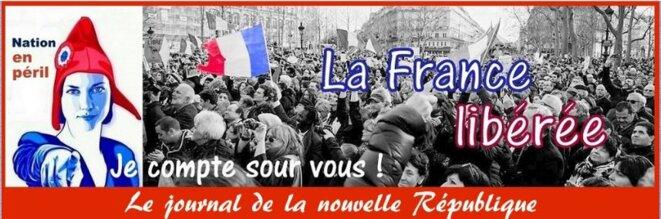 La France Libérée © Gene Reynaud