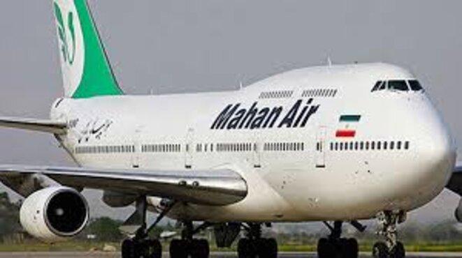 Mahan Air au service du terrorisme iranien